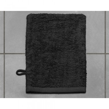 Washcloth Anthracite (3 in 1 pack)
