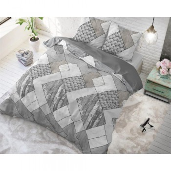 Knitted Shapes Grey