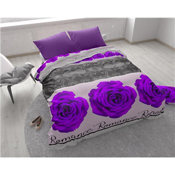 Romance Rose 3 Purple