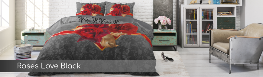 Roses Love Black collection